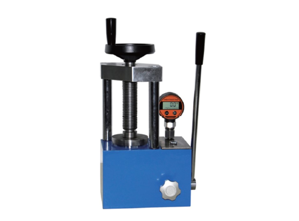 12 ton manual hydraulic press for laboratory