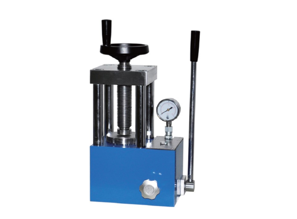24t compact manual hydraulic press with pressing die