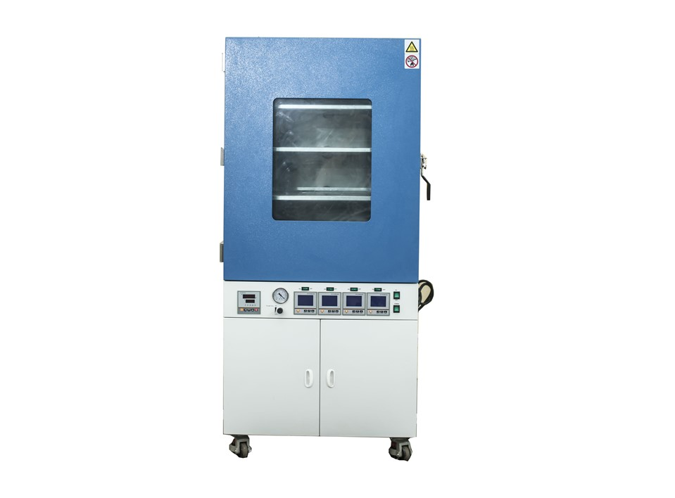 215L laboratory vacuum drying oven with oil pump