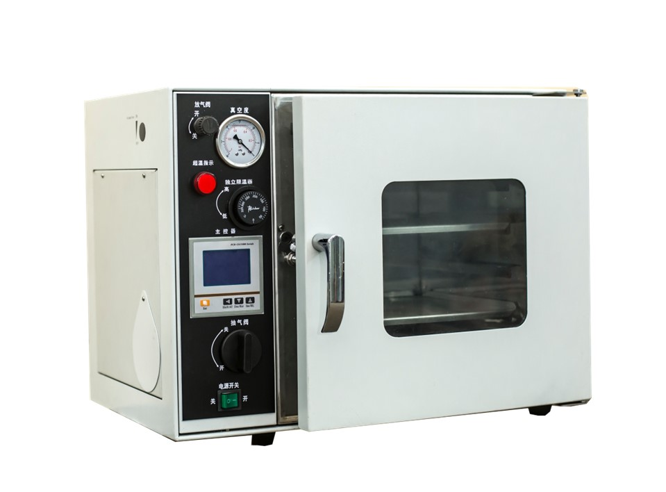 25L laboratory vacuum drying oven with digital controller