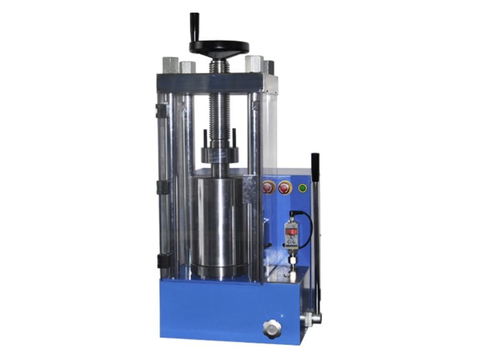CHD-60J 60 ton electric cold isostatic pressing machine upto 300MPa