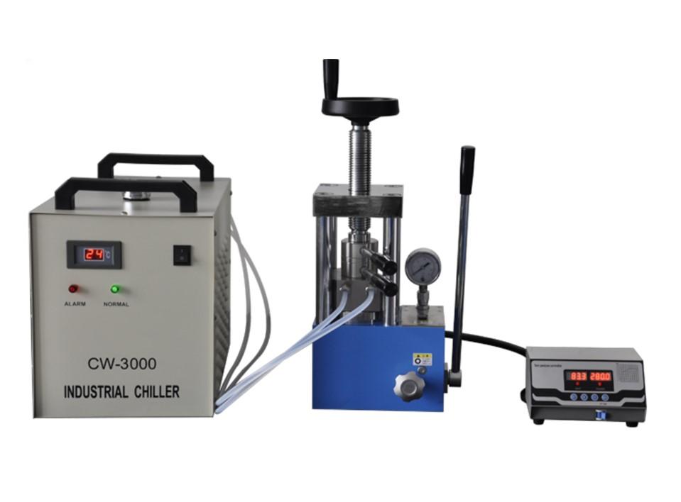 CHH-600B 24 ton electric heating press machine upto 300 degree