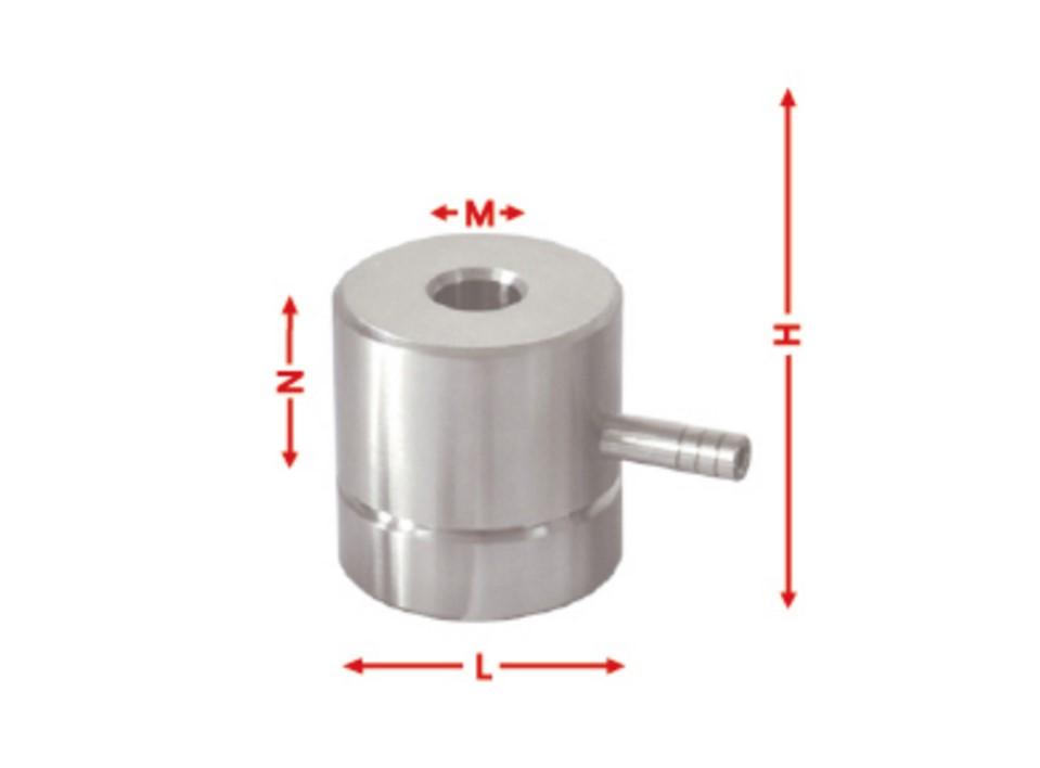PMY-C OD15~25mm round pellet press die