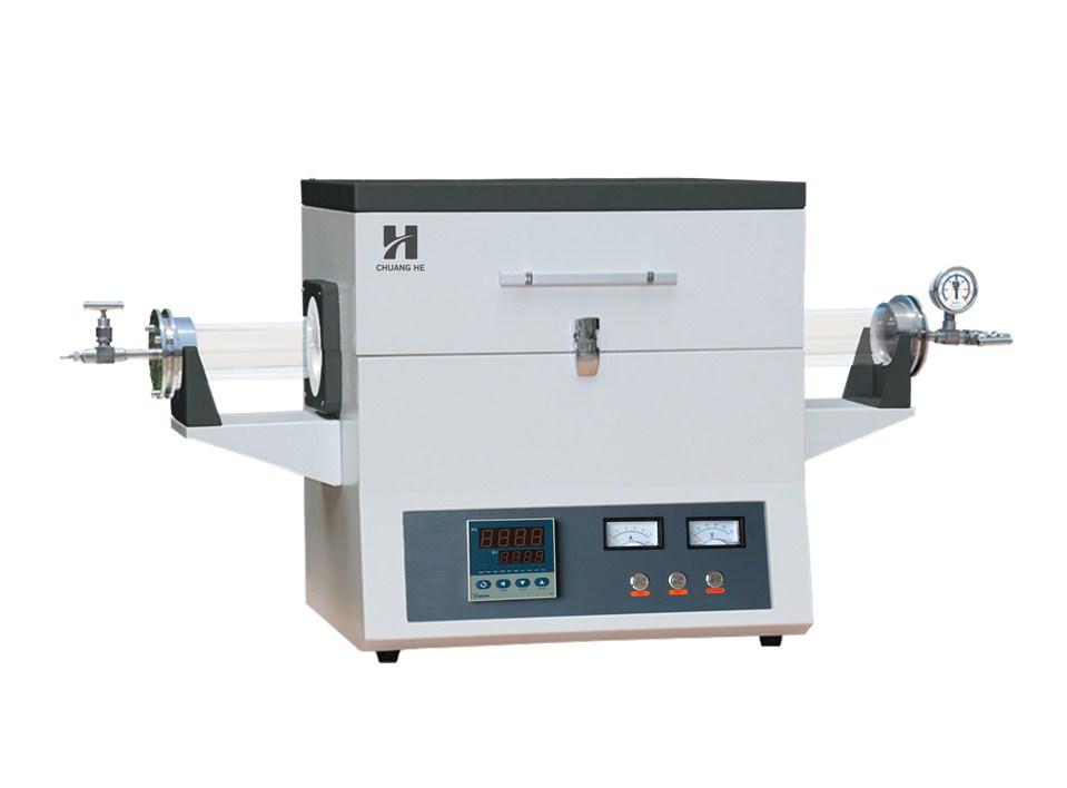 1200度开启式真空管式炉SN1200-GSL80