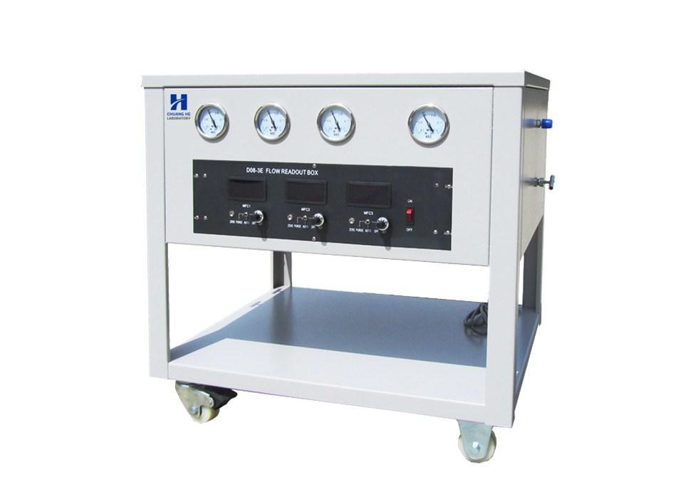三路质子气体流量控制器